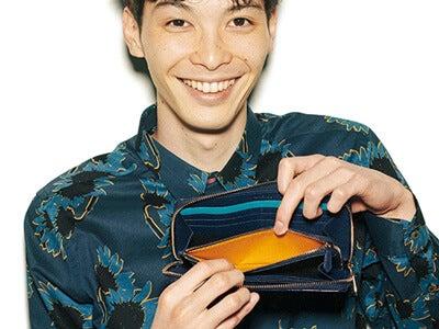 カラフルだけど大人っぽく使える!「ポール・スミス」新作の財布