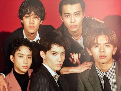 遠藤、圭祐、仁、翔太、そして僕。この5人で今年はトークしました