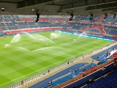 サッカー観戦にハマって、再び海外のスタジアムへ! 最高の体験でした