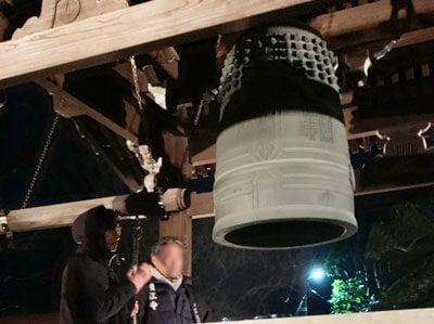「除夜の鐘」を突きに行ったら、思いがけずほっこりな体験ができました