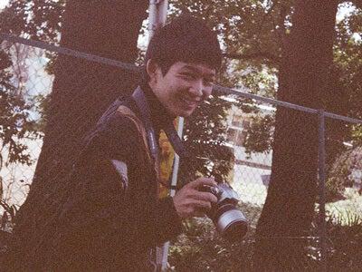 最近はスマホでなく、フィルムカメラでばかり写真を撮っています。