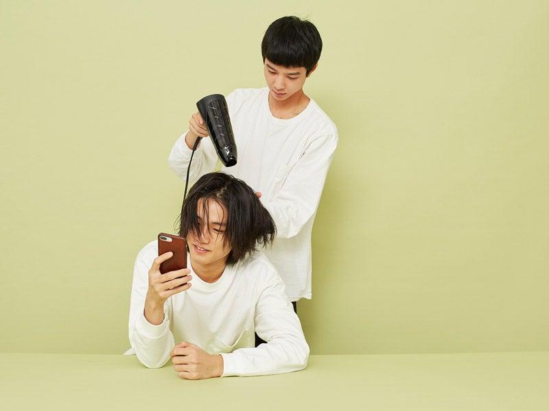 第24回:ヘアケアを学ぼう②髪の乾かし方編「乾かすのに集中しなよ」