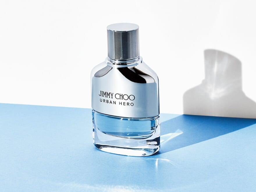 ジミーチュウの新作香水は、爽やかな中にスパイスを効かせた都会的な大人の香り