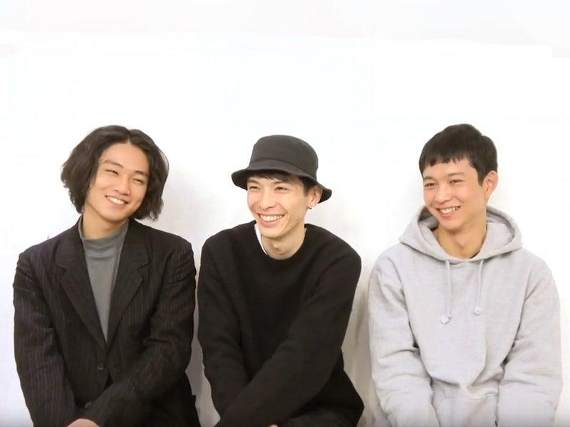 【動画】謹賀新年! 守屋光治、中川大輔、鈴木 仁、3人の今年の目標は!?