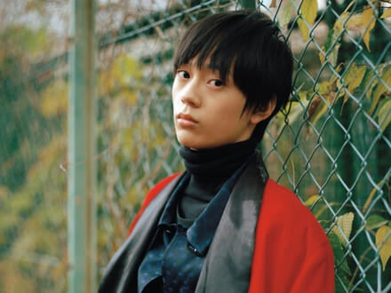 【動画あり】16歳の透明感、新メンズノンノモデル・水沢 林太郎をプロデュース