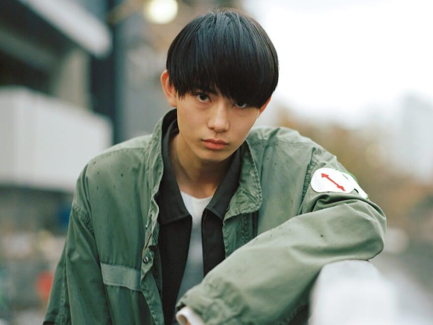 秘めた闘志、豊田裕大。新メンズノンノモデルをプロデュース。メッセージ動画も