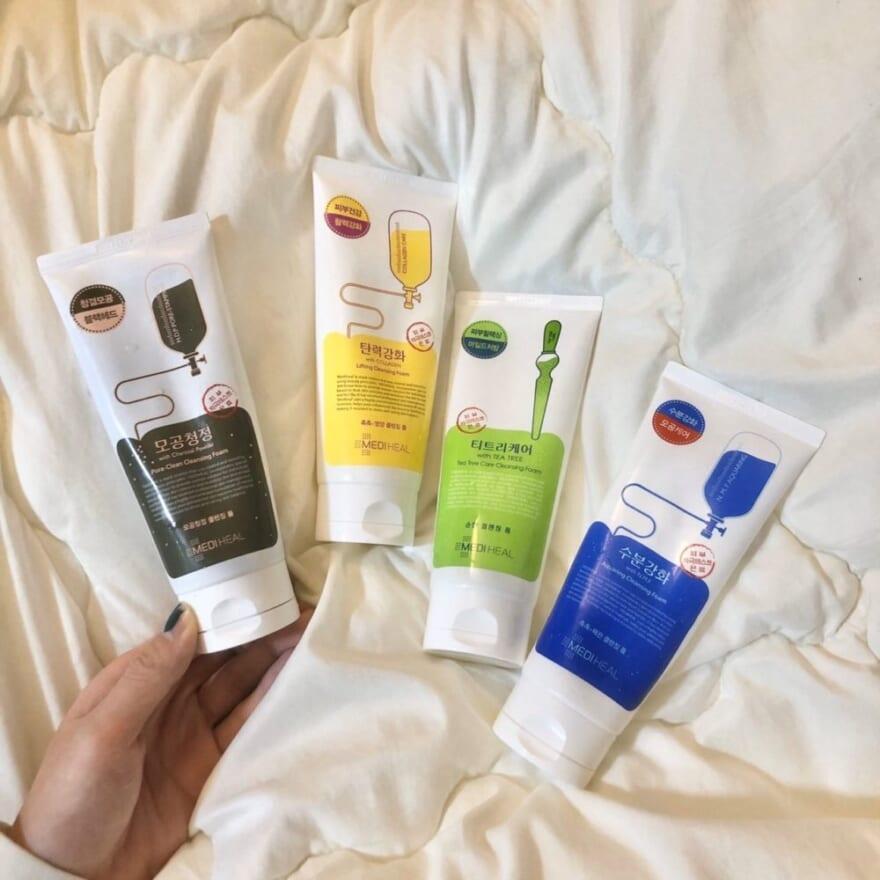 韓国のオススメ洗顔料、肌の調子で使い分けてます! ~GOOD THINGS by TMNB