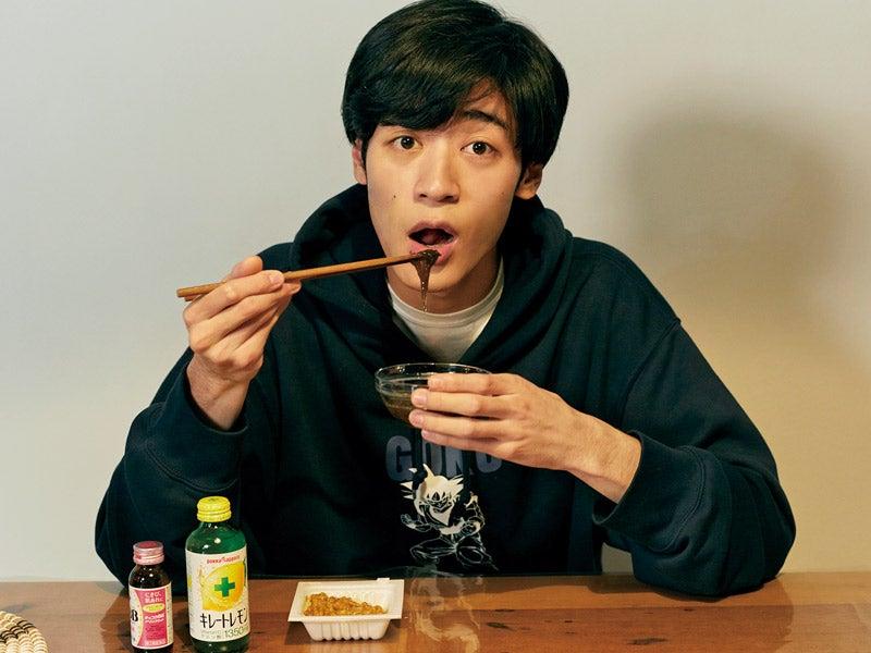 メンズノンノモデル若林拓也のナイトルーティン動画。こだわりの食事とスキンケア