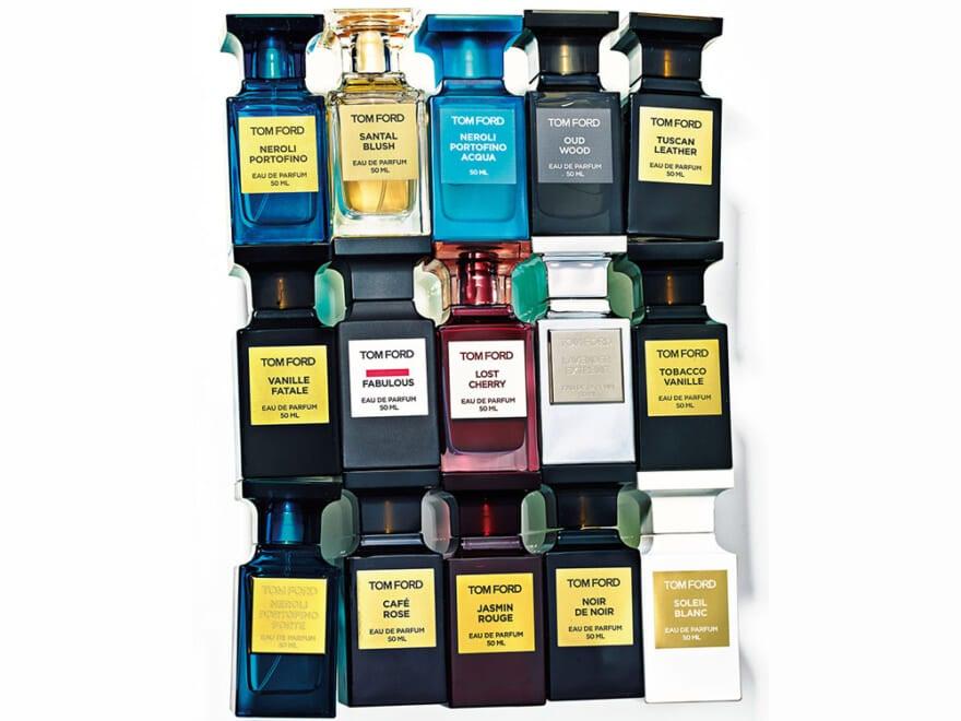 『男子美容銘品 』⑤個性を表す芸術。トム フォード ビューティのフレグランス