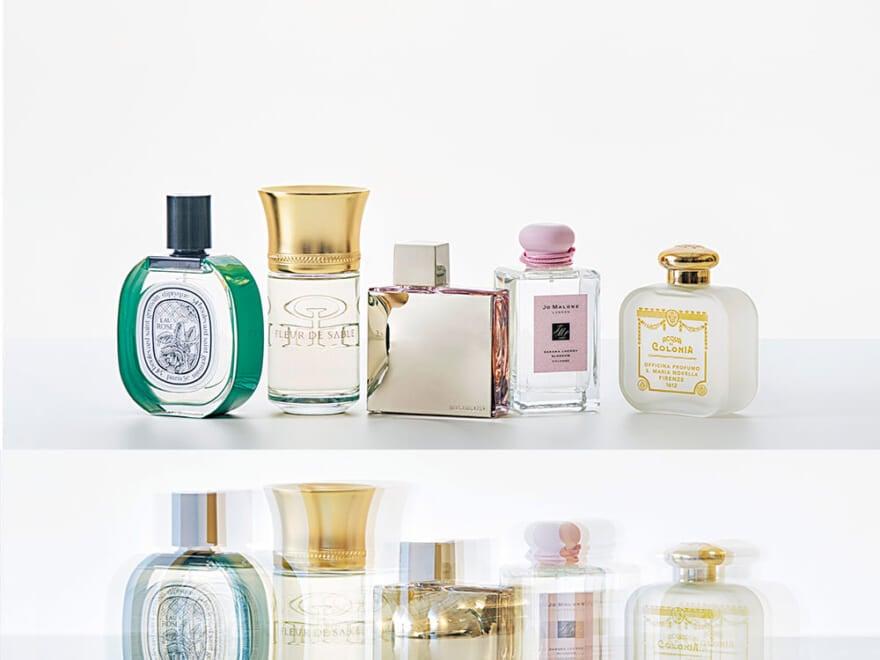 香りタイプ別香水カタログ④ 甘いフローラルが男子に新しい! お試しコメントも