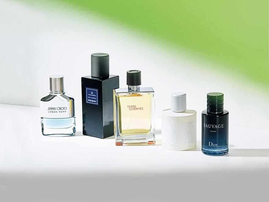 香りタイプ別香水カタログ⑤ 男らしく大人っぽいウッディ系。お試しコメントも