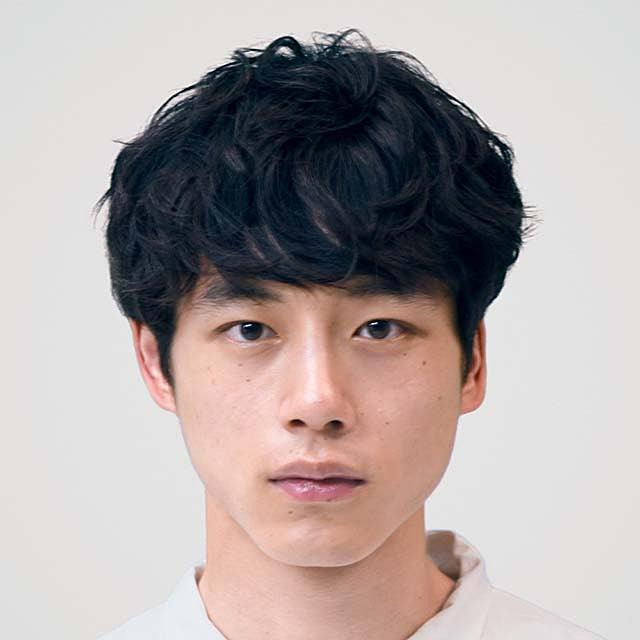 MEN'S NON-NO MODEL 坂口健太郎