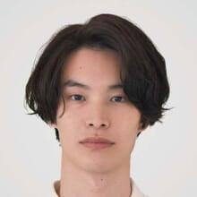 サロン/BRIDGE モデル/駒谷拓紀さん