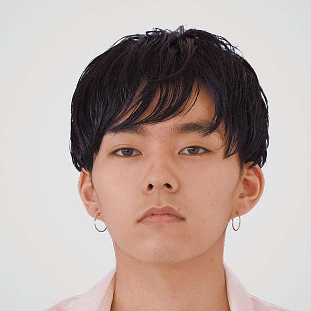 サロン/OOO YY モデル/小河原義経さん