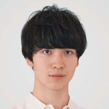 サロン/BRIDGE モデル/山口太暉さん