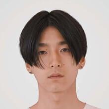 サロン/OOO YY モデル/加藤康貴さん