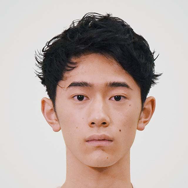 サロン/LOAVE AOYAMA モデル/細川航平さん
