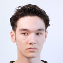 STRAMA モデル/ソリバン マイケル アレンさん(2017年8月号)