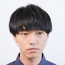 GARDEN omotesando モデル/見津 賢さん(2017年8月号)