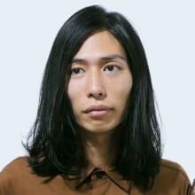 サロン/CALVARi(担当 髙橋英樹さん)モデル/木村雄輝さん