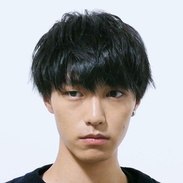 サロン/GARDEN omotesando(担当 豊島春華さん)モデル/見津 賢さん