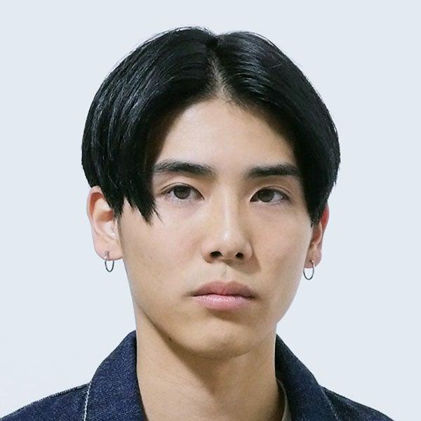 サロン/traffic hair design(担当 阿部孝介さん)モデル/平野寛太さん