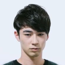 サロン/broocH(担当 クロゴメタカノブさん)モデル/久保田 遼さん