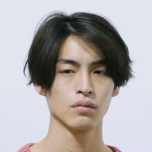 サロン/LOAVE OMOTESANDO(担当 NOBUKIYOさん)モデル/福島理久さん