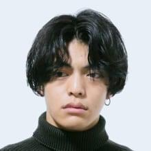 サロン/kilico.(担当 伊豆嶋 豊さん)モデル/入江隆斗さん