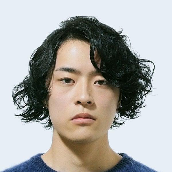 サロン/CALVARi(担当 髙橋英樹さん)モデル/白石大輝さん