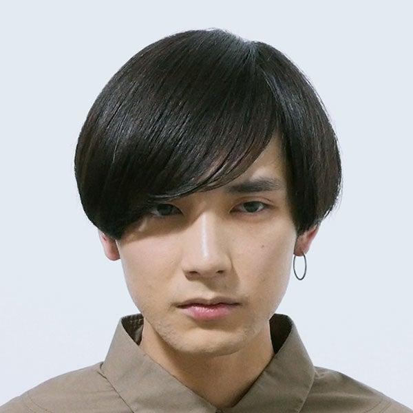 サロン/UMiTOS(担当 シラトリユウキさん)モデル/西田凌矢さん