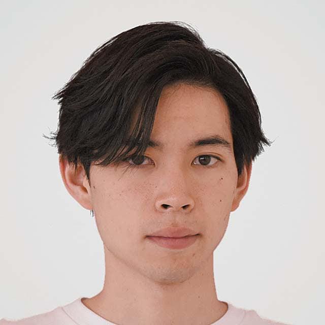 サロン/OOO YY モデル/荒井結生さん