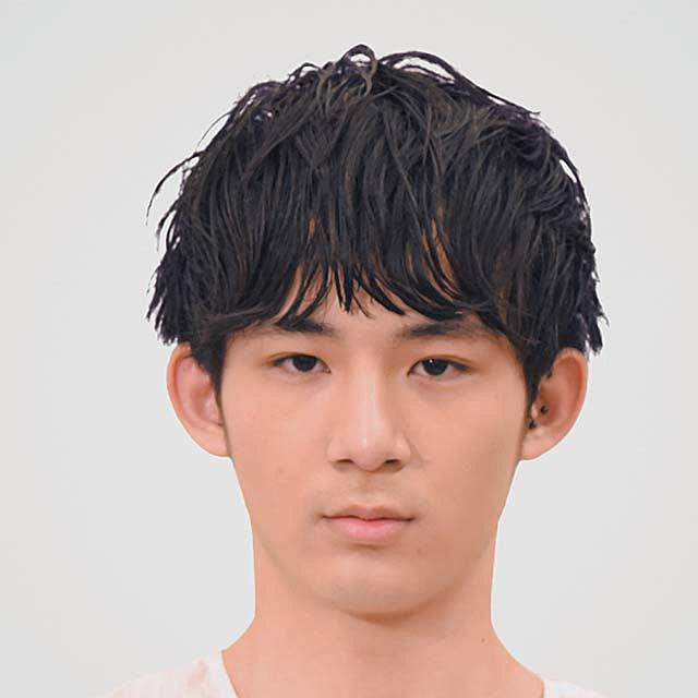 サロン/LOAVE OMOTESANDO モデル/三浦慎之介さん