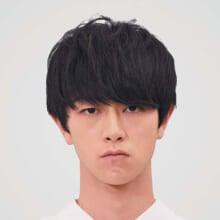 サロン/LOAVE AOYAMA モデル/岩上隼也さん