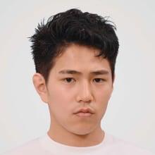 サロン/traffic hair design モデル/加倉井広夢さん