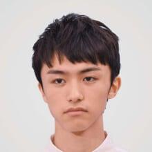 サロン/traffic hair design モデル/石塚大貴さん