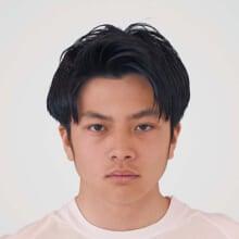 サロン/traffic hair design モデル/杉田和敏さん