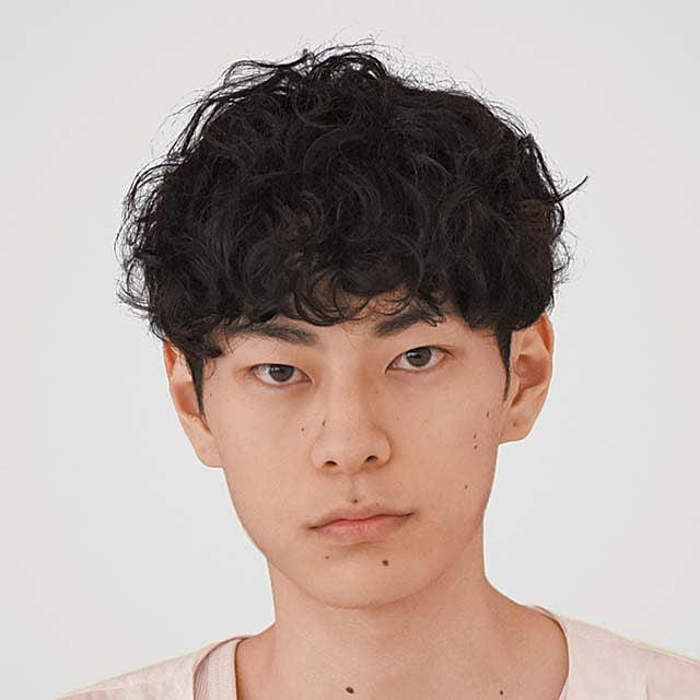 サロン/kilico. モデル/檜森翔斗さん