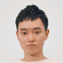 サロン/UMiTOS モデル/谷口 潤さん