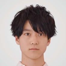 サロン/mod's hair モデル/鹿野 洵さん