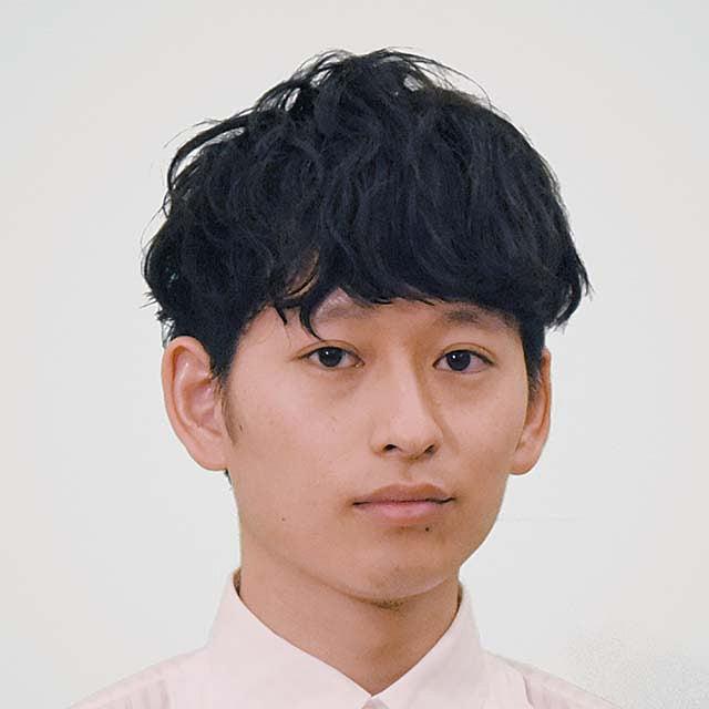 サロン/UMiTOS モデル/畠山 大さん