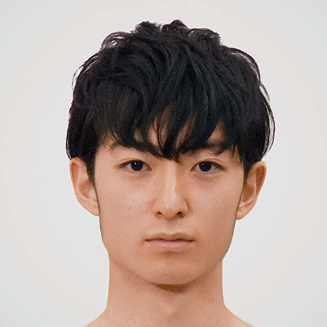 サロン/GARDEN omotesando モデル/濱 正悟さん