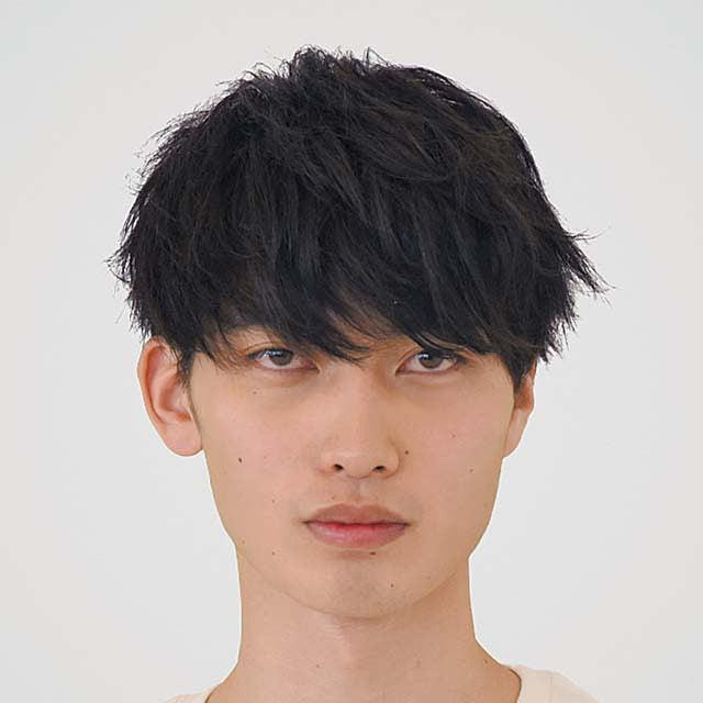 サロン/GARDEN omotesando モデル/摺河道人さん