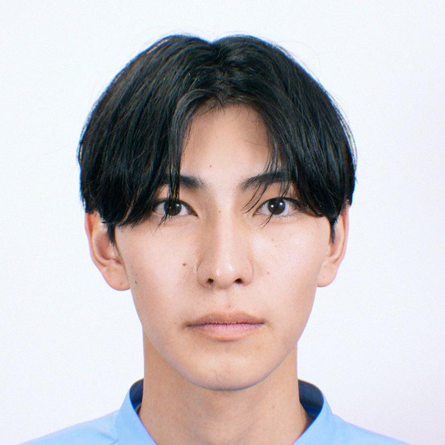 OOO YY モデル/作田 滉さん(2019年8月号)