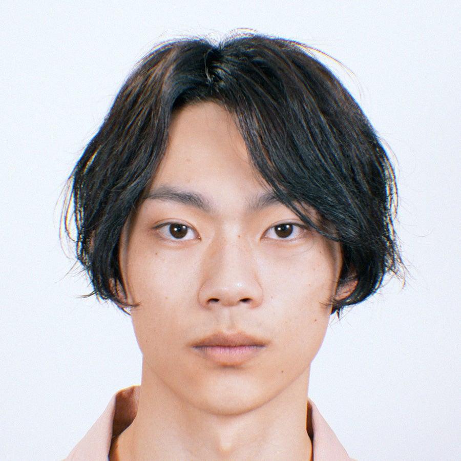 OOO YY モデル/栗原颯人さん(2019年8月号)