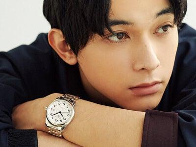 吉沢 亮 × ロンジンの腕時計。上質な新定番「マスターコレクション」