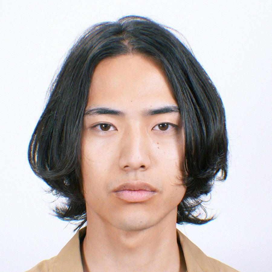 koti BY broocH モデル/阿部泰良さん(2019年8月号)