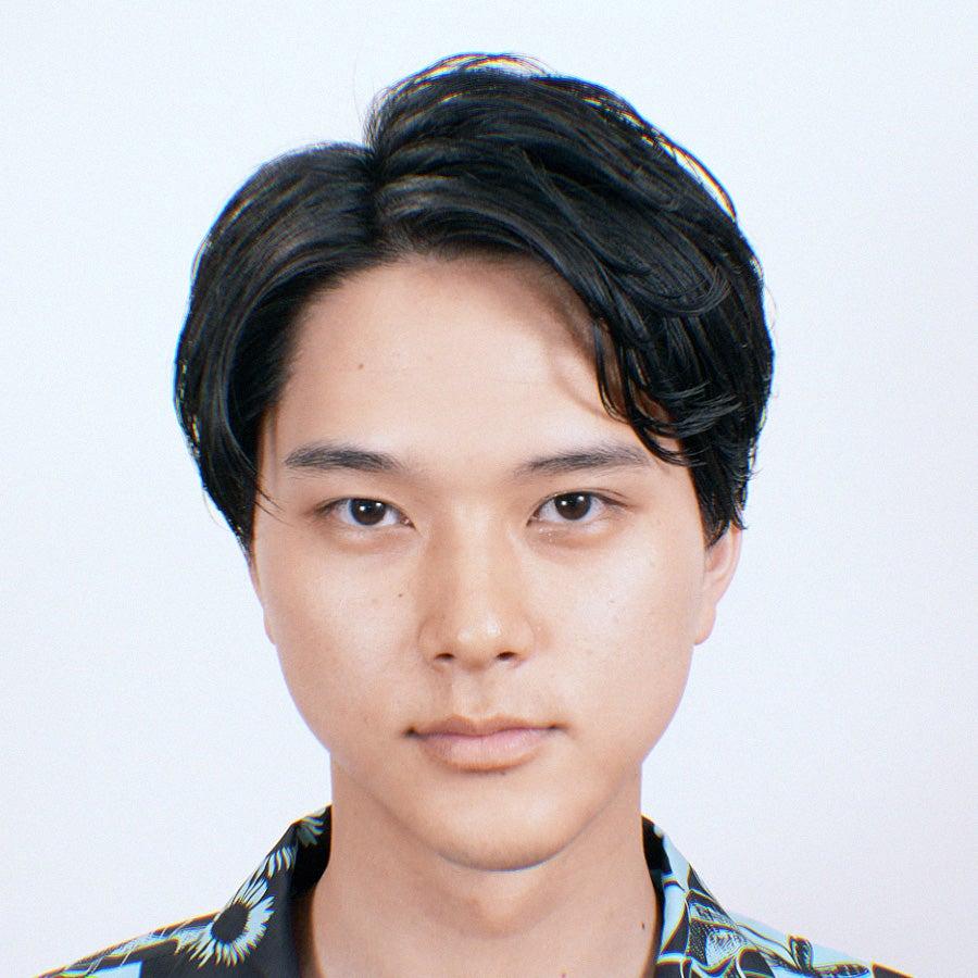 S.HAIRSALON モデル/宇賀由馬さん(2019年8月号)