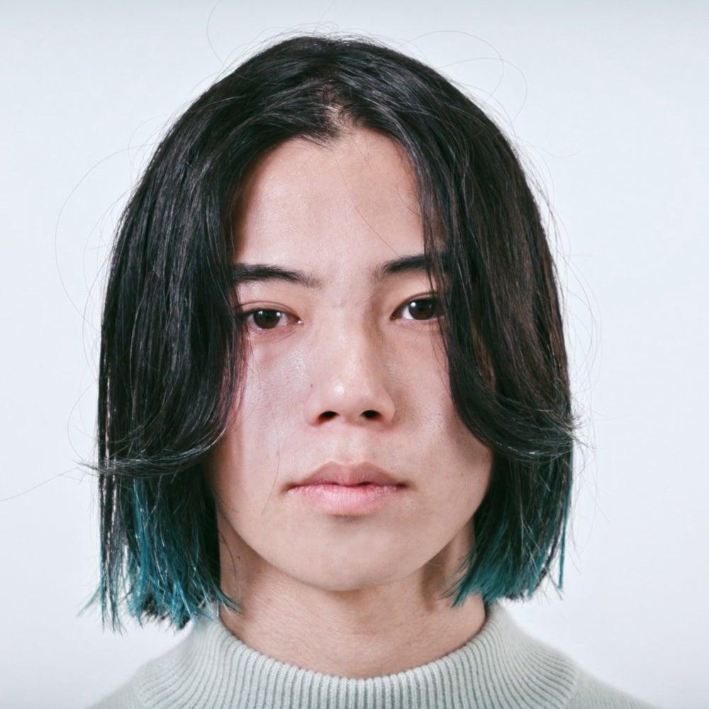 OOO YY モデル/與座起也さん(2020年2月号)