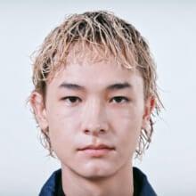 RUNO モデル/バ ヨンデノアイエ エイミルさん(2020年2月号)